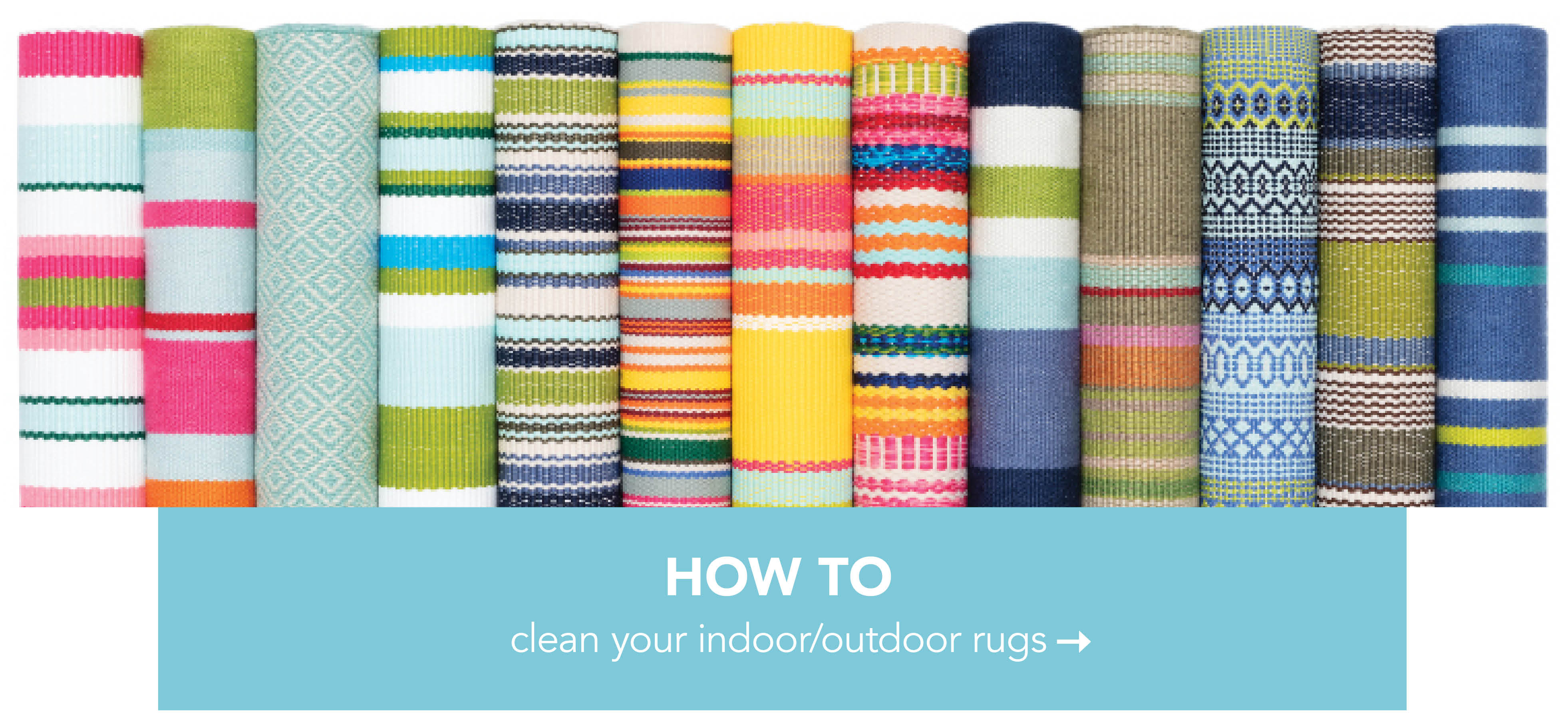 How to clean your rug