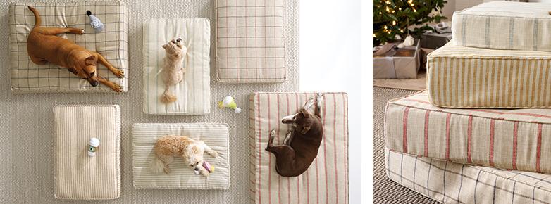 Dog Beds & Pillows